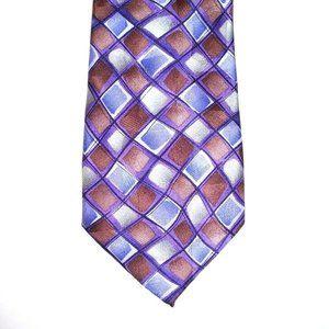J Garcia Robot Neurosis 100% Silk Men's Neck Tie